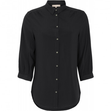 Soft Rebels | Hailey 3/4 Shirt i Black