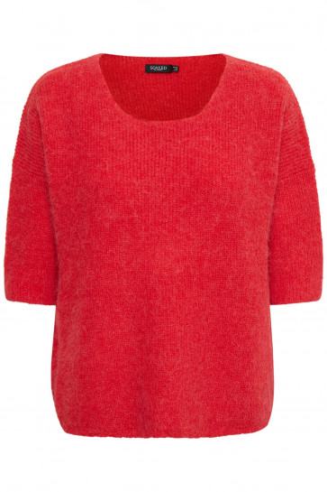 Soaked In Luxury | Tuesday Jumper i High Risk Red