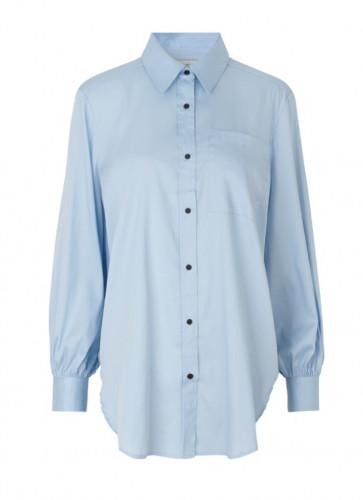 Levete Room   Isla Solid 8 Long Shirt