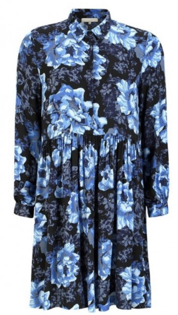 Soft Rebels | Rositta Dress i Blue