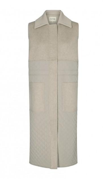 Levete Room   Owa 5 Waist Coat i Sand