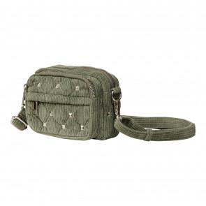 Noella | Kate Square Stud Bag i Army