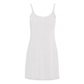 Cream | Lise Underdress i White