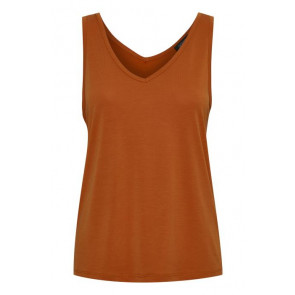 Soaked In Luxury | Columbine Tank Top i Marsala