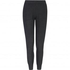 Soft Rebels | Elly Knit Pants i Black