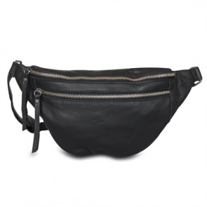 ReDesigned   Faust Bumbag i Black