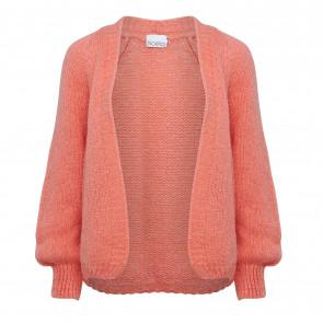 Noella | Fora Knit Cadigan i Peach