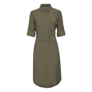 Fransa | Fripjump 2 Dress i Army