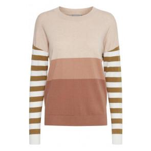 Fransa | Frcemalange Knit 2 Pullover i Cedar Mix
