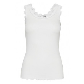 Fransa | Hizamond Top i White