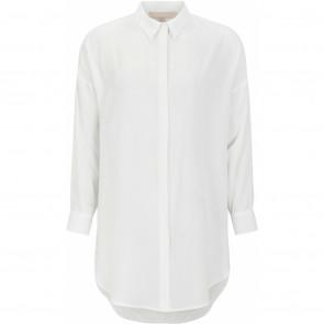 Soft Rebels   Freedom Oversized Long Shirt i White
