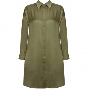 NÛ | Gazal Long Shirt i Army 6714