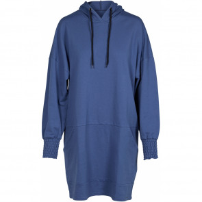 NÛ | Gina Sweat Dress i Ocean Blue E0005
