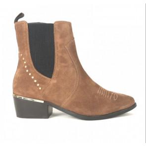 Copenhagen Shoes | Groovy Suede i Cognac