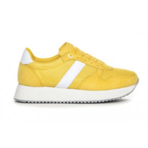 Duffy | Sneakers i Yellow