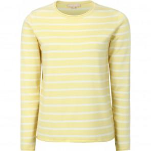 Soft Rebels | Zara O-Neck Knit i Yellow