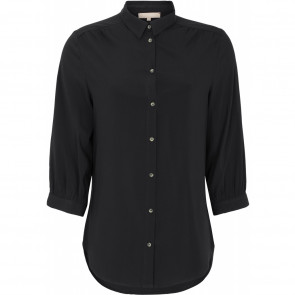 Soft Rebels | Hailey 3/4 Shirt i Black