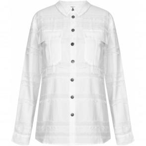 NÛ Denmark | Harper Shirt i White 6804