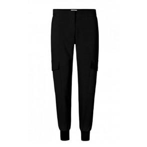 Levete Room | Helena 4 Pants i Black