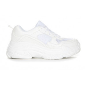 Duffy | Funky Sneakers i White