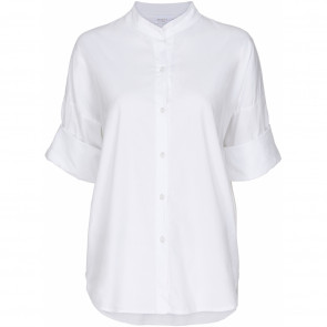 Marta du Chateau | Shirt i White W Mickey on back