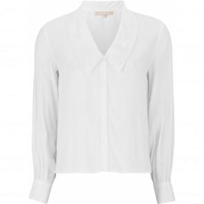 Soft Rebels | Charmaine LS Shirt i White