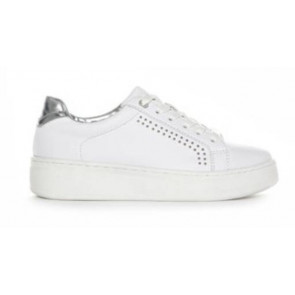 Duffy | Sneakers i white