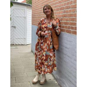 ThreeM | Dress w Paprika