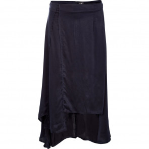 NÛ | Maxi Skirt i navy 6014