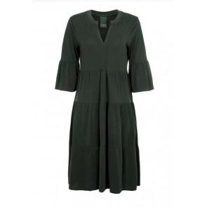 One Two | Larissa Dress i Army