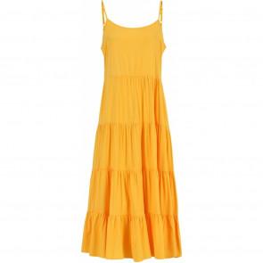 Soft Rebels | Lined Ease Dress i Kumquat