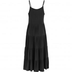 Soft Rebels | Lined Ease Dress i Black