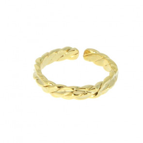 By Lil | Liva ring i gold