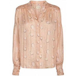 Levete Room | Luna 2 Shirt i Peach