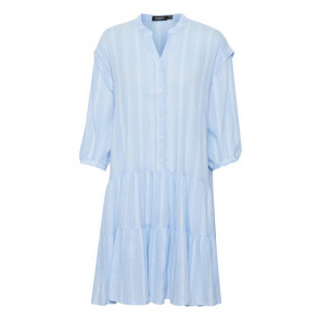 Soaked In Luxury | Mari Dress i Blue