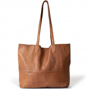 ReDesigned | Marlo Shopper Bag i Burned Tan