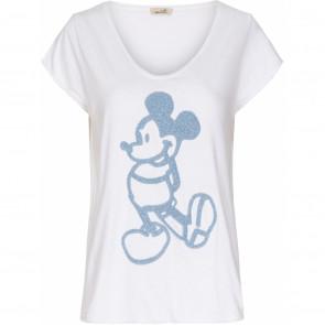 Marta du Chateau | Tee i White w Mickey