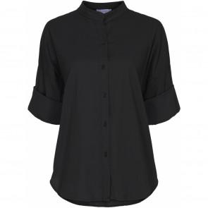 Marta du Chateau | Shirt i Black w Mickey