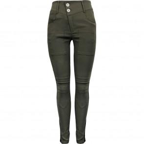 NÛ | Nola Stretch bukser i black 6148