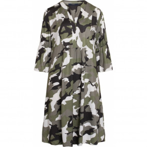 One Two | Ottomine Dress i army