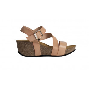 ReDesigned | Katy Sandal i Peach