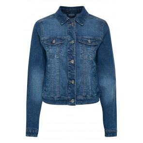 Cream | Lisa Denim Jacket i rich light blue