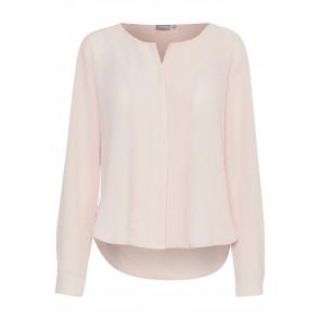 Fransa | Solid 1 Shirt i Rosa