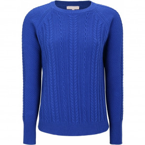 Soft Rebels | Saga Knit i Nautical Blue