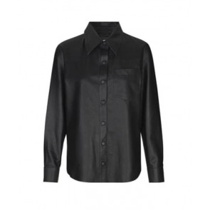 Levete Room | Globa Skind Shirt i Black
