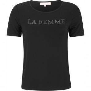 Soft Rebels | Femme Tee i Black