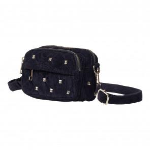 Noella | Kate Square Stud Bag i Black