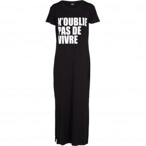 NÛ | Harlem Statement Dress i Black 6825