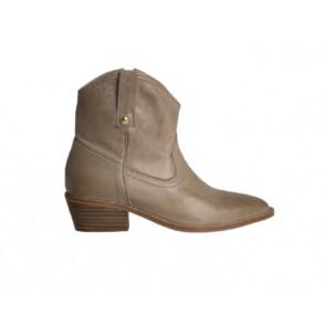 ReDesigned | Leona Skind Boot i Sand