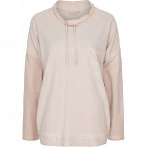 Marta du Chateau | Sweatshirt i Rosa
